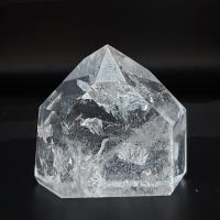 Polished Lemurian Seed Quartz Crystal No.35