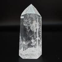 Polished Lemurian Seed Quartz Crystal No.40