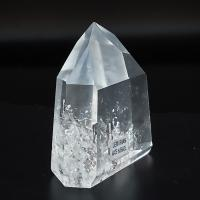 Polished Lemurian Seed Quartz Crystal No.43
