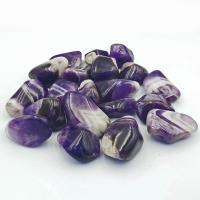 Amethyst Tumble Stones - Banded