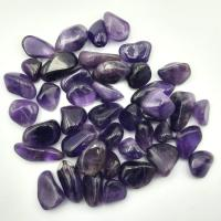 Small Amethyst Tumble Stones-Cape 1-1.5cm