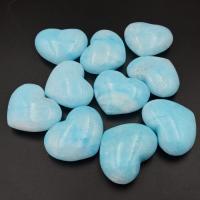 Mini Blue Aragonite Hearts