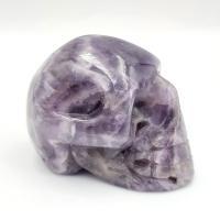 Amethyst Crystal Skull No1