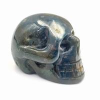 Bloodstone Crystal Skulls No2