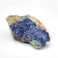 Azurite In Matrix Specimen #6