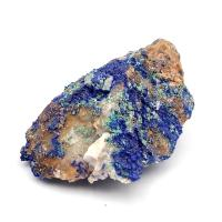 Azurite In Matrix Specimen #12