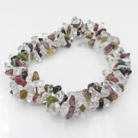 Mixed Tourmaline & Quartz Bracelet