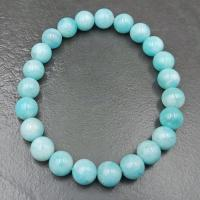 Amazonite 8mm Beaded Bracelet