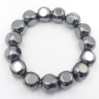 Hematite Nugget Bracelets