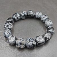 Obsidian Nugget Bracelet