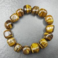 Tigers Eye Nugget Bracelet