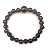 Beaded Smoky Quartz Bracelet