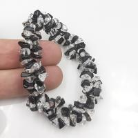 Black Tourmaline & Quartz Bracelet
