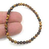 Tigers Eye 4mm Bracelet