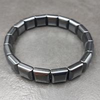 Hematite Square Stone Bracelets