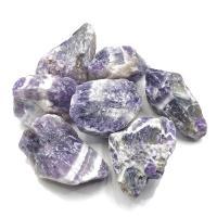 Chevron Amethyst Rock 4-5cm