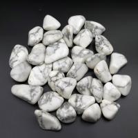 White Howlite Tumble Stones