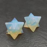 Opalite Crystal Merkaba Stars