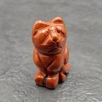 Red Jasper Cat