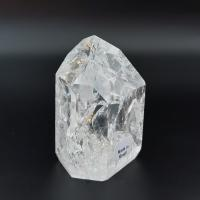 Fire and Ice Quartz Point #22