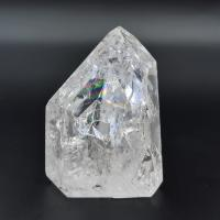 Fire and Ice Quartz Point #26