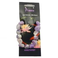 Pisces Birth Stone Bracelet