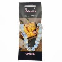 Cancer Birth Stone Bracelet