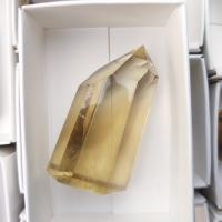 Natural Citrine Polished Point No7A