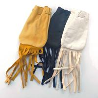Leather Medicine Bags with Tassels Fringe