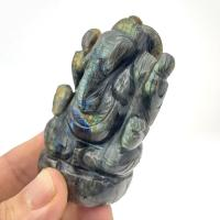 Labradorite Crystal Ganesh No2