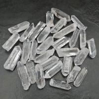 Rock Crystal 2.5-3cm Quartz Points Pack of 3