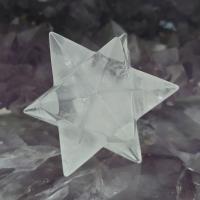 Quartz Merkaba Star 12 Point , No14b