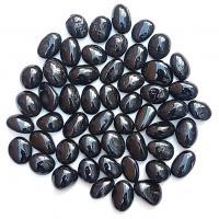 Black Tourmaline Tumbles A Grade Batch 2