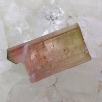 Watermelon Tourmaline Crystal No X2
