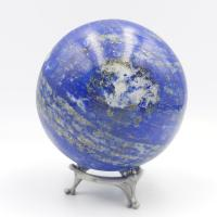 Lapis Lazuli Sphere #2a, 71mm