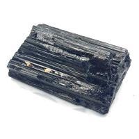 Black Tourmaline Rod Formation #A3