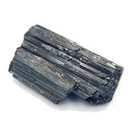 Black Tourmaline Rod Formation #A2