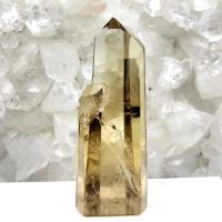 Natural Citrine Polished Point No30