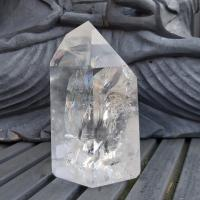 Polished Lemurian Seed Quartz Crystal No.41