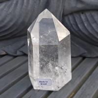 Polished Lemurian Seed Quartz Crystal No.49