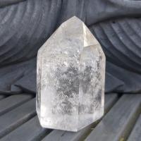 Polished Lemurian Seed Quartz Crystal No.54