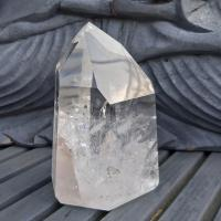 Polished Lemurian Seed Quartz Crystal No.58