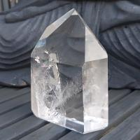 Polished Lemurian Seed Quartz Crystal No.60
