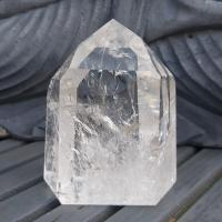 Polished Lemurian Seed Quartz Crystal No.61