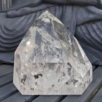 Polished Lemurian Seed Quartz Crystal No.63