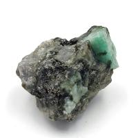 Raw Emerald In Matrix No3
