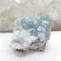 Blue Smithsonite Crystal Specimen #6