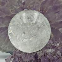 Lemurian Quartz Crystal Ball #A1 - 70mm