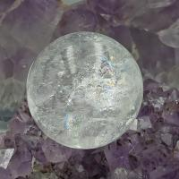 Lemurian Quartz Crystal Ball #A4 - 54mm