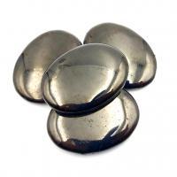 Jet Palm Stones - Large